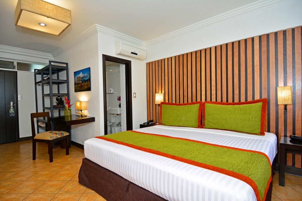 Habitacion hotel Autentico sabana costa rica