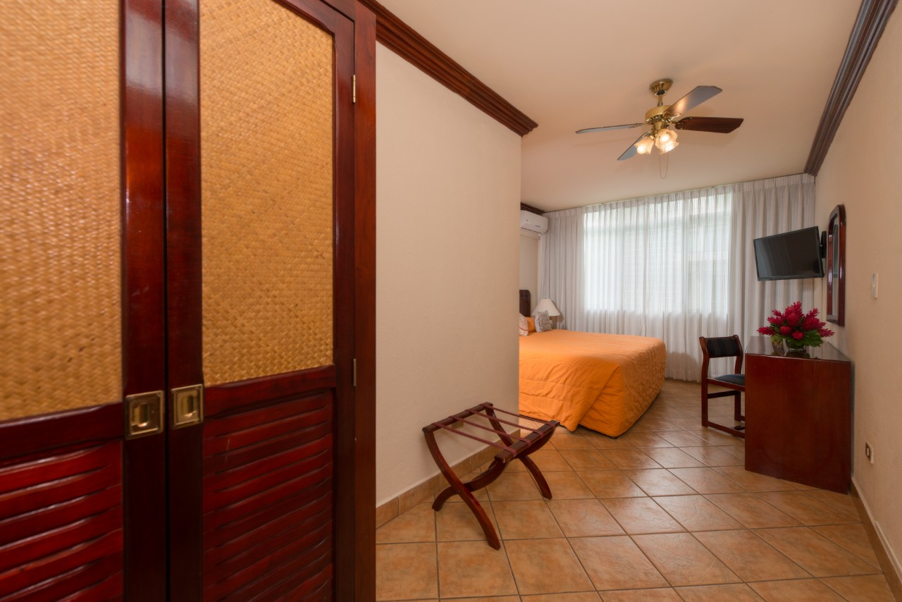 Standard room hotel autentico