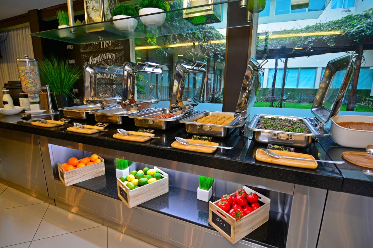 buffet sabana hotel cr