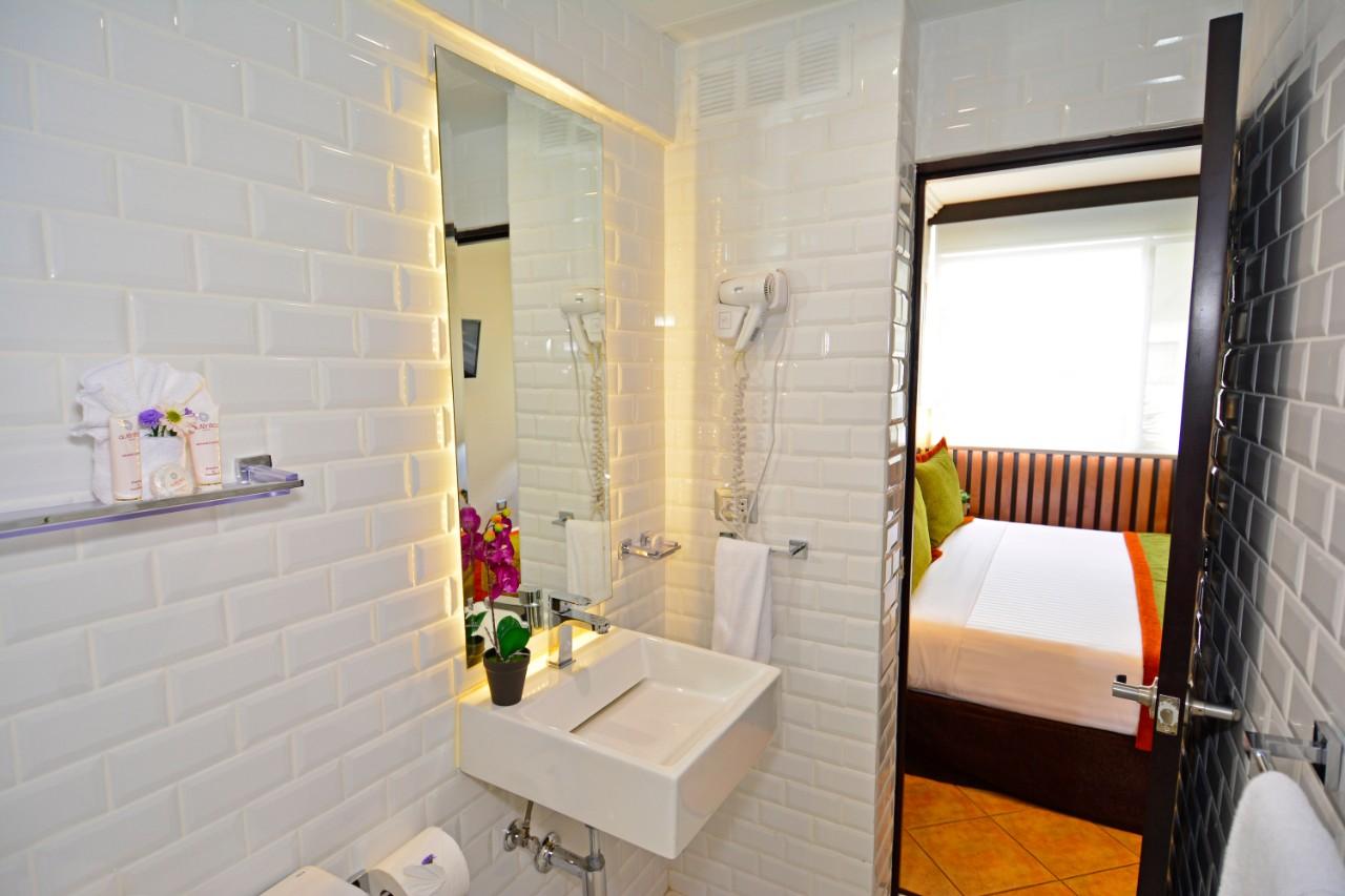habitacion superior single autentico hotel