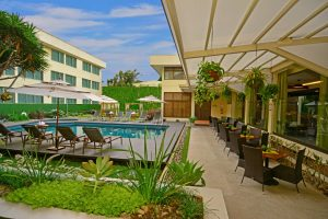 piscina hotel sabana costa rica